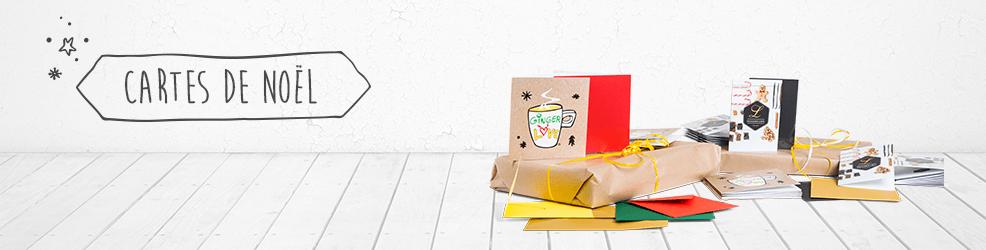 Kerstkaarten en enveloppen
