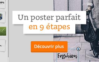poster online maken in 9 stappen