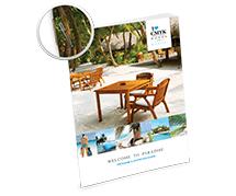 Brochures agrafés
