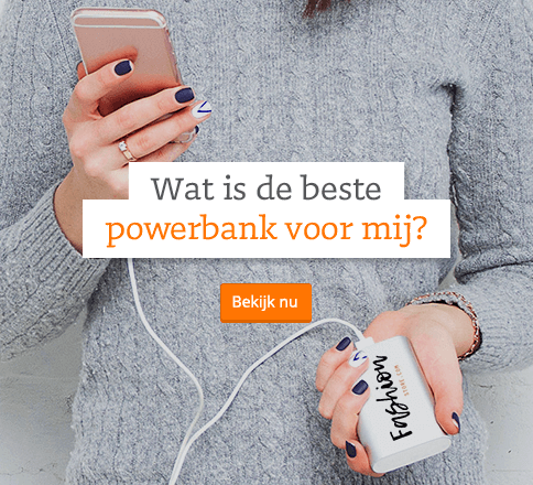 Powerbanks: wat is de beste powerbank voor mij?