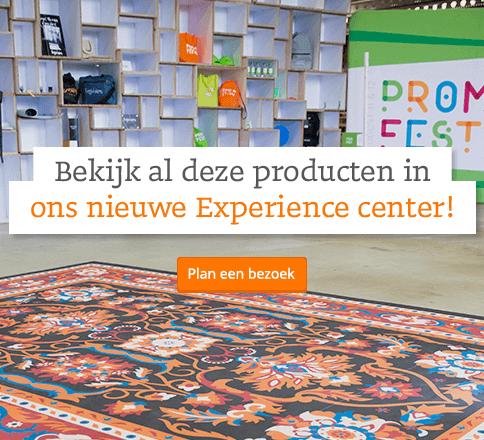 Bekijk al deze producten in ons nieuwe Experience center!