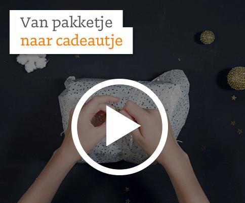 Pak uit met Drukwerkdeal.nl – Van pakketje tot cadeautje!