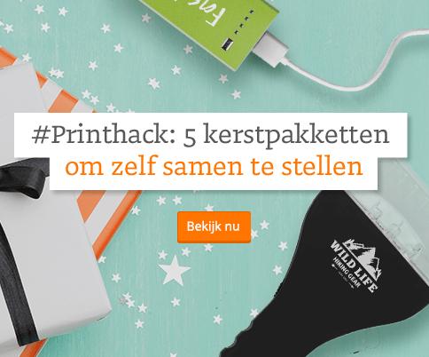 Printhack: 5 kerstpakketten om zelf samen te stellen