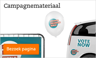 Campagnemateriaal