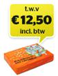 Cadeaucheque € 12,50