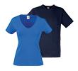 Basic V-hals T-Shirt