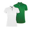 Basic Two tone Polo