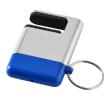 Porte-clés avec support pour smartphone et nettoyeur d'écran