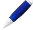 Wit - Koningsblauw