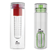 Fruit infuser flessen