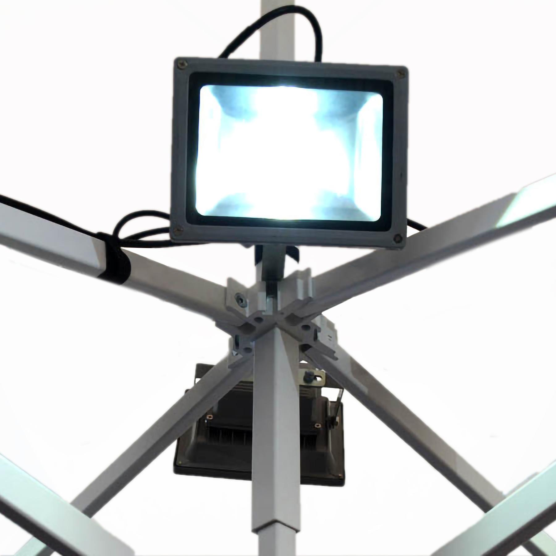 Ledverlichting (2 lampen)