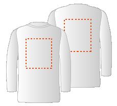 Voor en achterzijde (30x35cm)(30x35cm)