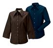 Luxe blouse lange mouw