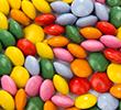 Mini pastilles de chocolat