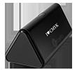 Haut-parleur ifidelity Sideswipe Bluetooth et NFC