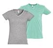 Premium V-hals T-Shirt