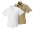 Premium blouse korte rolmouw
