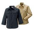 Premium blouse lange rolmouw