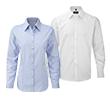 Premium herringbone blouse lange mouw