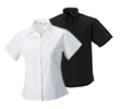 Premium blouse korte mouw