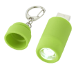 Sleutelhanger zaklamp met USB lader