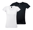 T-shirt Coupe Cintrée