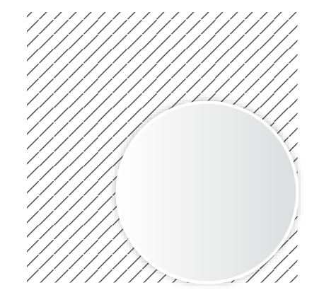 Rond 20 mm