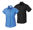 Standaard blouse korte mouw