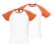 Wit - Oranje