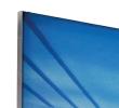Aluminium frame + doek compleet