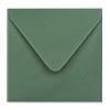 Inclusief enveloppen donker groen