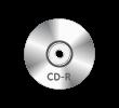 CD-R, MBI, 700MB/80 minuten
