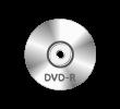 DVD-R, MBI, 4.7 GB
