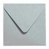 Avec enveloppes gris argent métallisé