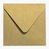 Avec enveloppes or métallisé