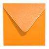 Metallic oranje