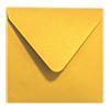 Avec enveloppes Or scintillant métallisé