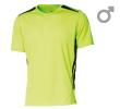 Fluorescerend groen / zwart H