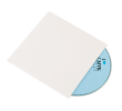 Blanco CD sleeve