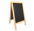 Krijt stoepbord 70 x 135 cm